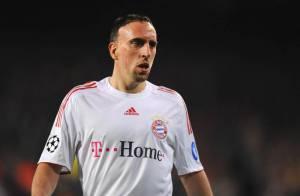 Franck Ribéry veut quitter le Bayern... Découvrez la destination de ses rêves !