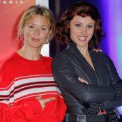 Virginie Efira et Alice Taglioni jouent les super-héroïnes à Disneyland