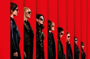 Sandra Bullock et les filles d'Ocean's 8 investissent les rues de Paris