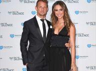 Jenson Button fiancé : Il va épouser l'ex-playmate Brittny Ward