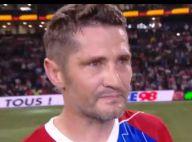 France 98 VS Fifa 98 : Bixente Lizarazu très ému, en larmes sur la pelouse
