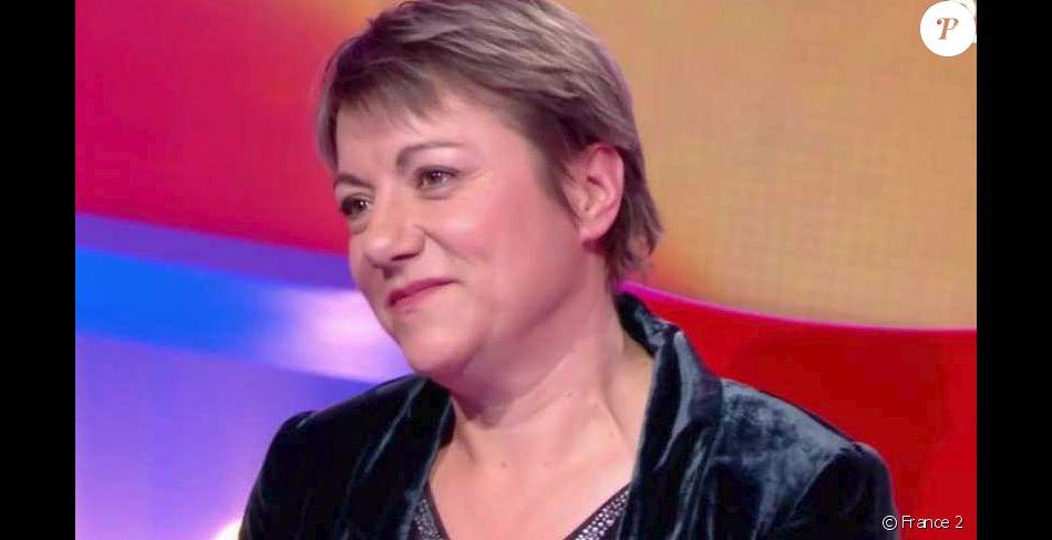 """Marie-Christine, candidate de """"Tout le monde veut prendre sa place"""", mai 2018"""