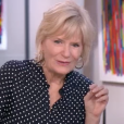 """Catherine Ceylac dans son émission """"Thé ou café"""" sur France 2, le 25 novembre 2017."""
