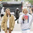 Justin Bieber et Hailey Baldwin à New York, le 13 juin 2018.