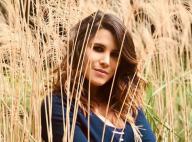 Karine Ferri enceinte et très décolletée : La star dévoile un charmant cliché...