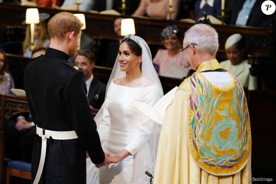 Robe de mariee mariage harry