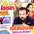 Télé Loisirs, juin 2018.