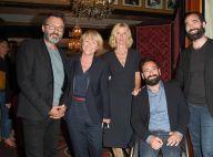 Ariane Massenet, Sandrine Kiberlain et Frédéric Lopez réunis pour la bonne cause
