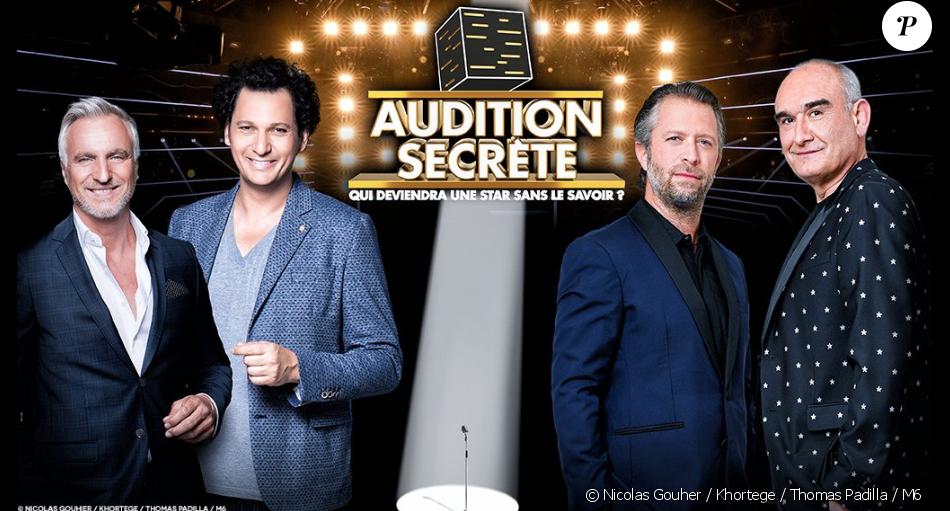 """""""Audition secrète"""", bientôt sur M6."""
