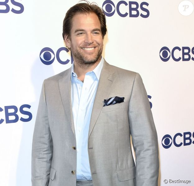 Michael Weatherly à la soirée CBS Upfront au Oak Room à New York, le 18 mai 2016