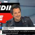 Vincent Cerutti confirme son départ de TF1