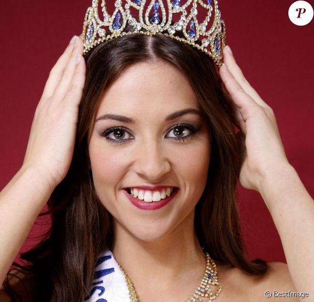"""Info - Margaux Deroy, Miss Prestige National 2015 placée en garde à vue pour """"détention de produits stupéfiants"""" - Portrait de Margaux Deroy Miss Prestige National 2015"""