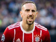 Franck Ribéry musclé en vacances, sa femme Wahiba séduite