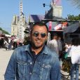 Bernard Montiel - Soirée d'inauguration de la 35ème fête foraine des Tuileries au Jardin des Tuileries à Paris, le 22 juin 2018. © Coadic Guirec/Baldini/Bestimage