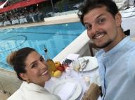 Laury Thilleman et Juan Arbelaez : Séjour romantique pour le couple complice