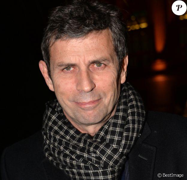 """Frédéric Taddeï à la 15ème édition du """"Dîner de la mode du Sidaction"""" au Grand Palais à Paris, le 26 janvier 2017. CVS-Veeren/Bestimage"""