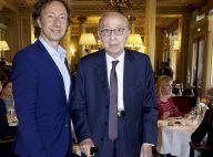 Stéphane Bern et Patrick Poivre d'Arvor : Leur déjeuner entre Pères & Fils