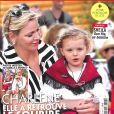 """Couverture du magazine """"Gala"""", numéro 1307, en kiosques le 27 juin 2018."""