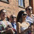 Le prince Nikolai de Danemark a pu compter le 27 juin 2018 sur la présence de son père le prince Joachim, sa mère la comtesse Alexandra de Frederiksborg et sa belle-mère la princesse Marie de Danemark lors de sa cérémonie de remise de diplôme à l'école privée d'Herlufsholm.