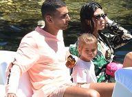 Kourtney Kardashian : Maman comblée et in love de son chéri Younes en Italie