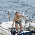 Shailene Woodley dansÀ la dérive (Adrift)