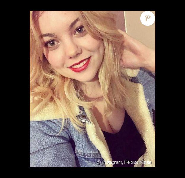 """Héloïse Martin (Tamara) participera à la prochaine saison de """"Danse avec les Stars"""" sur TF1 - Instagram, février 2018"""