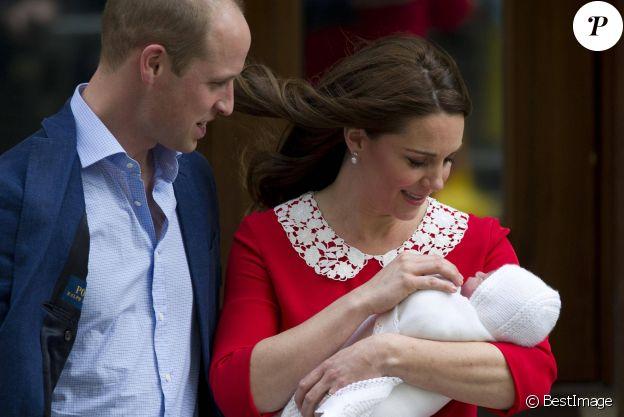 Le prince William, duc de Cambridge, et la duchesse Catherine de Cambridge (Kate Middleton), ont annoncé le 27 avril 2018 les prénoms de leur troisième enfant, né à Londres le 23 avril 2018 : Louis Arthur Charles de Cambridge.