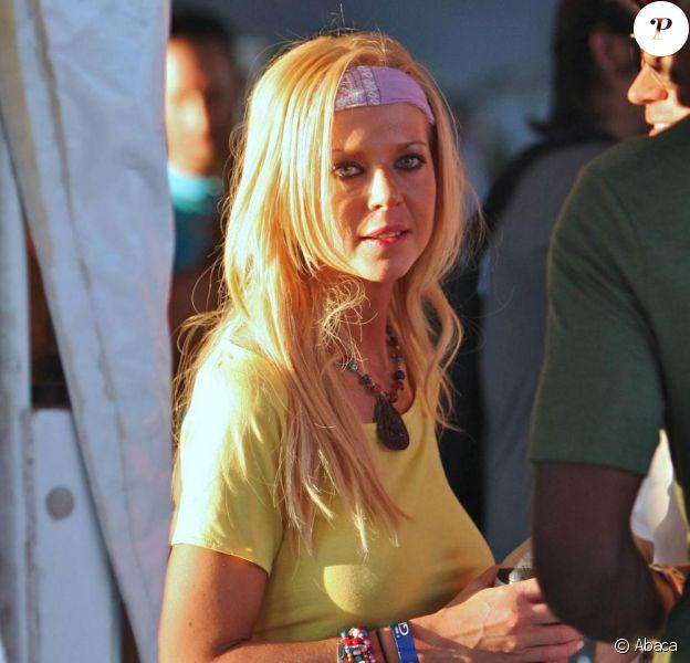 Tara Reid au Festival musical de Coachella. 19/04/09