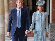 Pippa Middleton : Enceinte et radieuse en famille au baptême du prince Louis