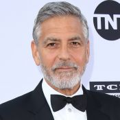 George Clooney victime d'un accident de scooter