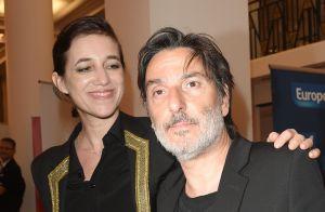 Charlotte Gainsbourg et Yvan Attal en couple pour
