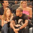 Thierry Henry et sa compagne Andrea à New York en 2010.