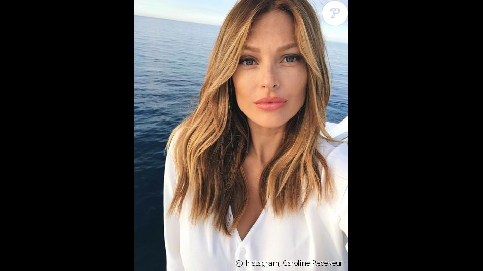 Caroline Receveur maman, ses premières photos avec Marlon - Instagram, juillet 2018