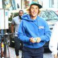 Justin Bieber et sa fiancée Hailey Baldwin sont allés faire du shopping chez Empire Stores avant d'aller diner en amoureux à New York. Le couple s'embrasse et se câline dans la voiture à la sortie du magasin. Le 12 juillet 2018