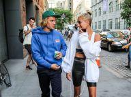 Justin Bieber et Hailey Baldwin : Baisers fougueux et hot dans la piscine