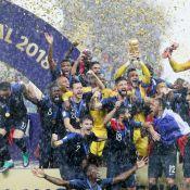 Coupe du monde 2018 : La France championne du monde, la Croatie KO