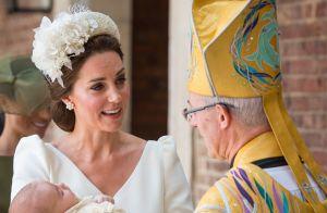 Louis de Cambridge : Kate et William dévoilent les photos de son baptême