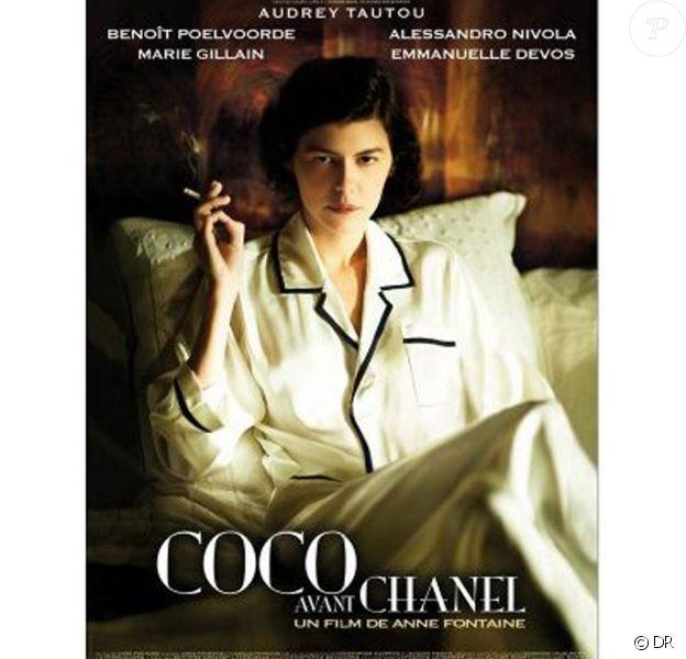 """L'affiche de """"Coco avant Chanel"""" AVANT censure"""
