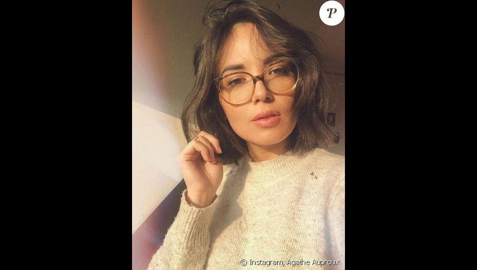 Agathe Auproux : Ses photos sexy font sensations sur Instagram - 2018