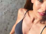 Marine Lorphelin : Son défilé sexy en bikini !