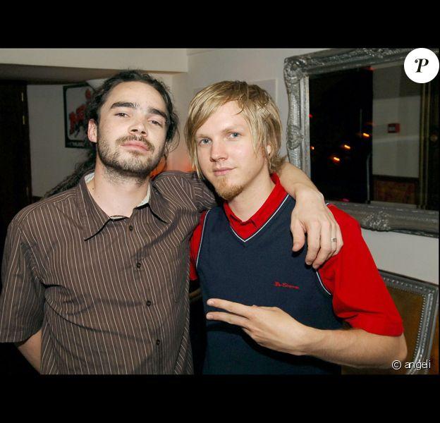Benoît et Florian