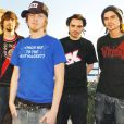 Le groupe de rock KYO