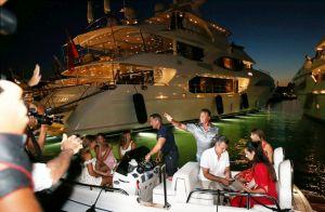 Sylvester Stallone : Pizza et yacht hors de prix à Saint-Tropez avec ses filles