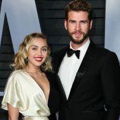 """Miley Cyrus """"séparée"""" de Liam Hemsworth : L'acteur réagit..."""