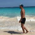 Thomas Vergara dans les Bermudes à la mi-juillet 2018.