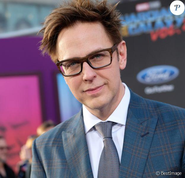 James Gunn à la première de 'Guardians of the Galaxy Vol. 2' à Hollywood, le 19 avril 2017 © Chris Delmas/Bestimage