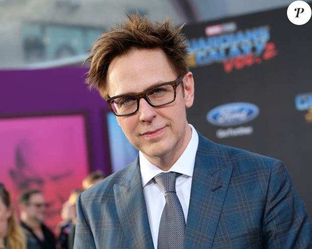 James Gunn à la première de 'Guardians of the Galaxy Vol. 2' à Hollywood, le 19 avril 2017 © Chris Delmas/Bestimage