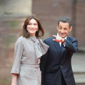 Quand Nicolas Sarkozy et Carla Bruni déjeunent avec... Patrick Bruel, Françoise Hardy, Jean Reno et bien d'autres !