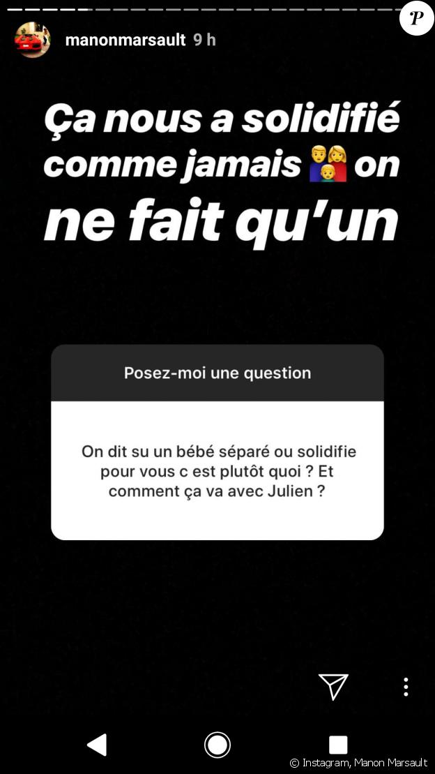 Manon Marsault - Instagram, 22 juillet 2018
