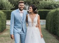 Mariage de Jo-Wilfried Tsonga : Noura sublime dans sa magnifique robe
